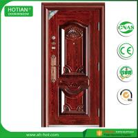 Best Latest Steel Apartment Entrance Door Metal Swing Door Main Gate Design for Sale wholesale