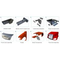 Best Prototyping Part Consolidate SMC And RTM Technology Good Aerodynamics wholesale