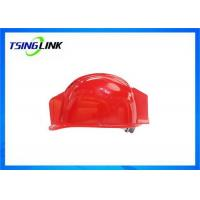 Cheap Safety Helmet 4G Wireless Device 1080P CCTV Camera Local Recording SD Card for sale