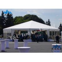 Best UV Protected Bell Tent Party Events , Modern Style Enclosed Party Tent wholesale