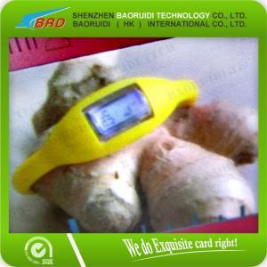 China Silicone RFID Wristband/RFID Bracelet on sale