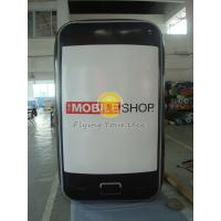 Best Attractive 0.28mm PVC Customized Phone Shaped Balloons for Outdoor Advertising wholesale