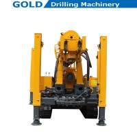 Best Wide Rotating Speed And Torque Range DTH Drilling Rig wholesale