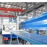 Best 11kw K Span Roll Forming Machine , steel Arch Sheet Roll Forming Machine wholesale