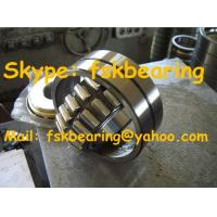 China Steel Cage 22224-E1 FAG Vibrating Screen Bearings Double Row on sale