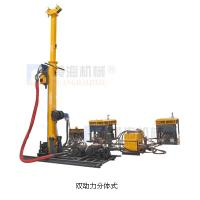 Best Portable HYDX-2 Core Drill Rig Full Hydraulic Drilling Rig With 2500r / min Rotating Velocity wholesale