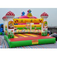 Best Funny Inflatable Bouncy Castle Snow White And Seven Dwarfs Bouncer wholesale