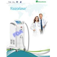 Buy cheap FDA and Medical CE Diode hair removal laser lightsheer laser hair removal near from wholesalers