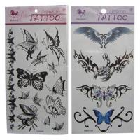 inkjet temporary tattoo paper Diy ink jet and laser tattoo paper, print your own tattoos with an ink jet or laser printer.