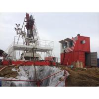 Best Rods feeding Slanted Workover Drill Rig RX250 used for the construction of horizontal, directional and vertical wells wholesale