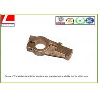 China High Precision CNC Machining Services Brass Forging Parts For Voyage Industry on sale