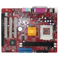 Best VIA 8601 ATX Motherboard with One ISA Industrial Control wholesale