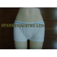 China Customised Washable And Reusable Incontinence Briefs With 5 Colour Coded Waistband Sizes on sale