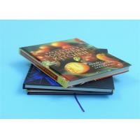 Best 1800gsm Cook Book Printing Greyboard Coated With 157gsm Glossy Paper Casebond Book wholesale