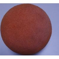 Quality DN80 Concrete Pump Cleaning Ball Customized Logo wear resistant long life time wholesale