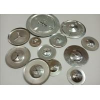 China Stainless Steel Or Galvanized Steel Self Locking Washers For Insulation Pins on sale