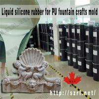 Buy cheap Tin cured rtv silicone rubber for casting from wholesalers