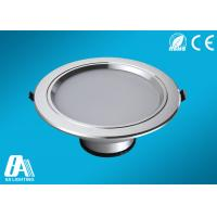 China SMD2835 5inch 12W High Ra Round Recessed LED Downlights 85V - 265V Input Voltage on sale