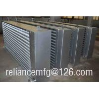 Quality Bimetal A192 seamless boiler / air cooler Extruded Fin Tube , Solid Type wholesale