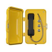 Best Three Button Outdoor Weatherproof Emergency Phone With Speed Dial Function wholesale