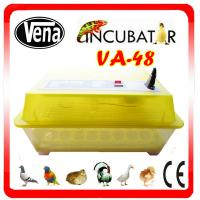 Best 2014 Best popular automatic 48 chicken eggs incubator hatching machine for selling VA-48 wholesale