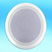 China 10W Ceiling Speaker with 104dB Sensitivity and 8-Ohm Impedance on sale