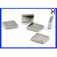 Buy cheap Super Strong Square Block Magnet Rare Earth Magnet N52 Ndfeb Neodymium Magnet from wholesalers