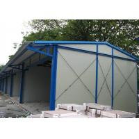 Best Custom Made Container Modular Housing Prefabricated With EPS Panels And Steel Frame wholesale