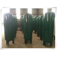 China Easy Installed Compressed Air Storage Tank , Compressed Air Accumulator Tank on sale