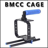 Cheap New lightweight camera cage rig for BMCC BLACKMAGIC CINEMA camera for sale