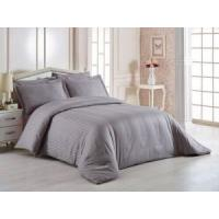 Buy cheap Comfortable Hotel Bed Linen , 400T 3cm Satin Stripe 100% Cotton Bedding Sets from wholesalers
