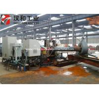 Quality Quicker Heating Induction Pipe Bending Machine With Hydraulic Cylinder wholesale