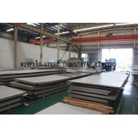 China Hot Rolled 2507 Super Duplex Steel Plate UNS S32750 1.4410 1500 X 6000mm on sale