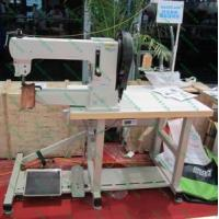 China 205-420 Cylinder Bed, Triple Feed, Heavy Duty, Industrial Sewing Machine on sale