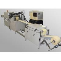 12KW High Power Air Filter Rotary Pleating Machine with 50mm Height Roller