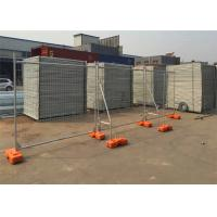 Buy cheap Public Safety Welded Australian Temporary Fencing PVC Coated For Sport Field from wholesalers