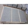 Buy cheap China Bianco Sardo Grey G603 Granite Stone Tiles, light grey granite tiles from wholesalers