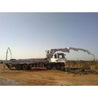 Best 8x4 Concrete Pump Trucks 47m Isuzu Rz-Shaped Boom Truck 287kW wholesale