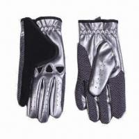 Buy cheap Adult's Riding Gloves with PU Palm Patch from wholesalers