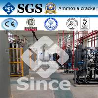 Best Automatic Ammonia Cracker for Hydrogen Generation , 5-1000Nm3/h Capacity wholesale