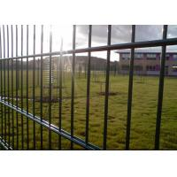 Best Robust Green Mesh Fencing Wire Fence Gate Low Carbon Steel Wire Material wholesale