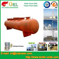 Best Natural Gas Boiler Drum Single Natural Circulation Type for Power Plant wholesale