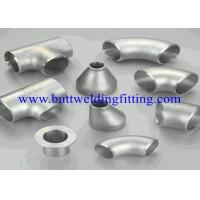 Cheap But Weld Fittings Lap Joint  Stub End  Super Duplex UNS S32760 F55 ASTM A182 F55 SA182 F55 DIN 1.4501 for sale