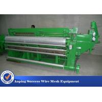 Best 1/2'' Welded Wire Mesh Making Machine / Wire Mesh Equipment Low Noise wholesale