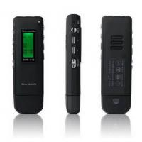 China USB Digital Voice Recorder With FM Radio on sale