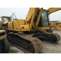 Best 1m3 Bucket Capacity Used Komatsu Hydraulic Excavator 22180kg Operation Weight wholesale