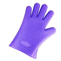 Best customized silicone gloves/silicone oven gloves/silicone rubber gloves wholesale