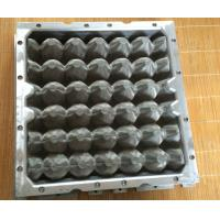 Best Durable Molded Pulp Trays Molds / Pulp Moulding Dies With Plastic Material wholesale
