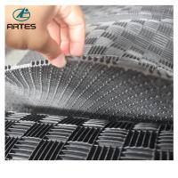 Best Full Coverage Motorcycle Foot Mat Heat Transfer Printing With Rubber Backing wholesale