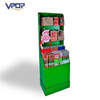 China Healthcare Products Cardboard Display Units Light Weight Convenient 4C CMYK Printing on sale